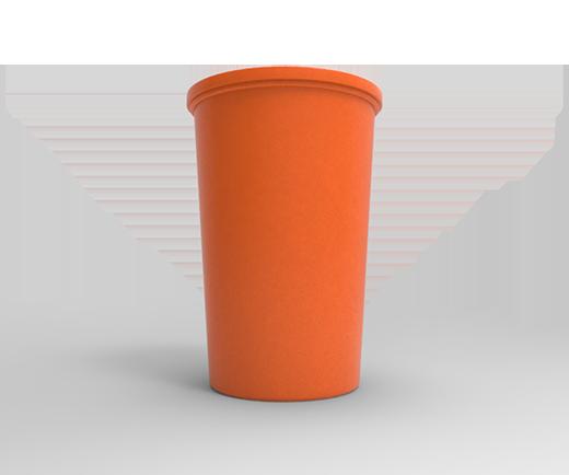 DESCRIPCIÓNEl contenedor B-145 está fabricado con polietileno de media densidad para darle mayor resistencia a fuertes impactos y a las condiciones del clima.Cuentan con protección a los rayos UV.Forma cilíndrica de fácil maniobra.Tapa desmontable útil para cubrir los desechos y evitar los malos olores.FUNCIONALIDADEl contenedor está diseñado para el deposito o almacenaje temporal de residuos.Fácil de lavar.Evita malos olores y focos de infección.Sin bordes e impurezas para facilitar la limpieza y el vaciado.CARACTERÍSTICASCAPACIDAD: 145 lts.PESO: 7.0 kg.COLOR: Blanco, Naranja.MEDIDAS:Diámetro superior: 53.0 cm.Diámetro inferior: 42.0 cm.Alto: 80.0 cm.
