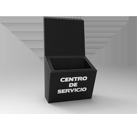 CENTRO DE SERVICIO