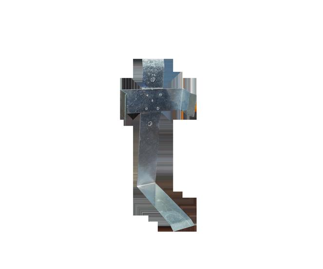 DESCRIPCIÓNEl SUJE-3 es un sujetador de pared para el recolector PC-3 y PL-3 fabricado en acero galvanizado que es de gran resistencia y evita deformaciones.Con 2 perforaciones para atornillarse a la pared.FUNCIONALIDADDiseñado para colocar a la pared el recolector de punzocortantes PC-3 Y PL-3.Útil para la mover y recolección de residuos sin tener que levantarlo para su transportación, evitando que el usuario tenga contacto directo con algún residuo.CARACTERÍSTICASCOLOR: Acero GalvanizadoMEDIDAS:Largo: 10 cm.Ancho: 8.0 cm.Alto: 16.5 cm.PESO: 104 grGRUESO DE LAMINA: 1mm