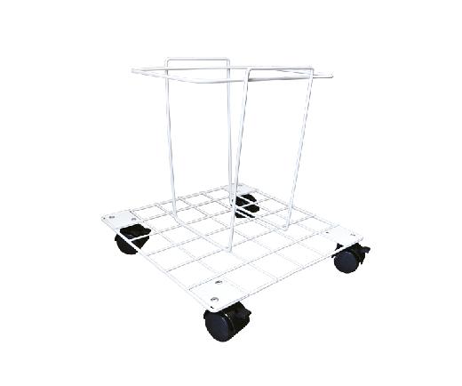 DESCRIPCIÓNEl SUJE 8 es una canastilla diseñada para el contenedor PC-8, fabricada en acero.Cuenta con protección anticorrosiva, con pintura electrostáticaFUNCIONALIDADCanastilla diseñada para el contenedor PC-8.Útil para mover y recolectar residuos sin tener que levantarlo para su transportación, evitando que el usuario tenga contacto directo con algún residuo.CARACTERÍSTICASCOLOR: Blanco.MEDIDAS:Largo: 30.5 cm.Ancho: 30.5 cm.Alto: 31.3 cm.PESO: 758 gr