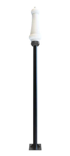 LAMPARA ANTIVANDALICA